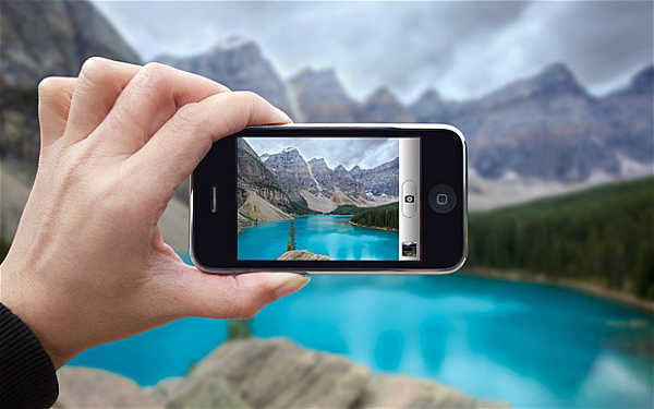 smartphone tips las vegas day trips tip phone on side
