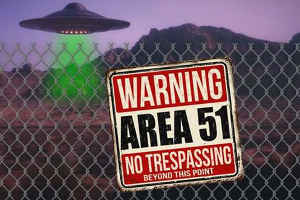 area 51 warning keep out tours from las vegas