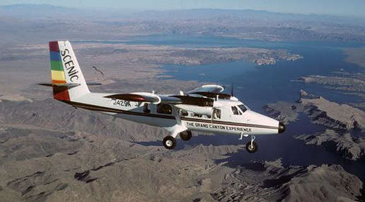 skywalk grand canyon west las vegas tours twin otter