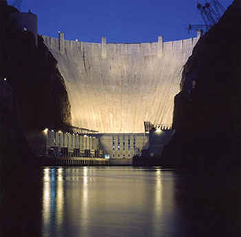 black canyon colorado river hoover dam tour